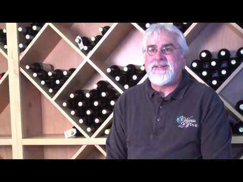 Experience Making Your Own Wine video poster.