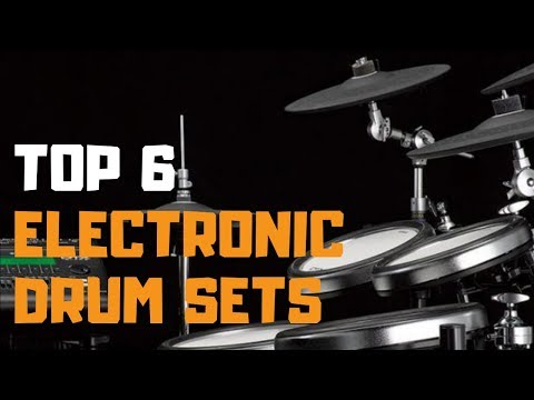 Best Electronic Drum Set in 2019 - Top 6 Electronic Drum Sets Review