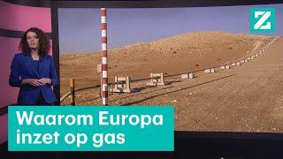Vergroening? Europa bouwt gaspijpleidingen • Z zoekt uit