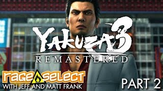 Yakuza 3: The Remastered Collection - The Dojo (Let's Play) - Part 2