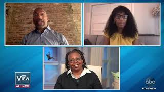 Central Park Birdwatcher Christian Cooper and Sister Melody Reflect on Incident | The View