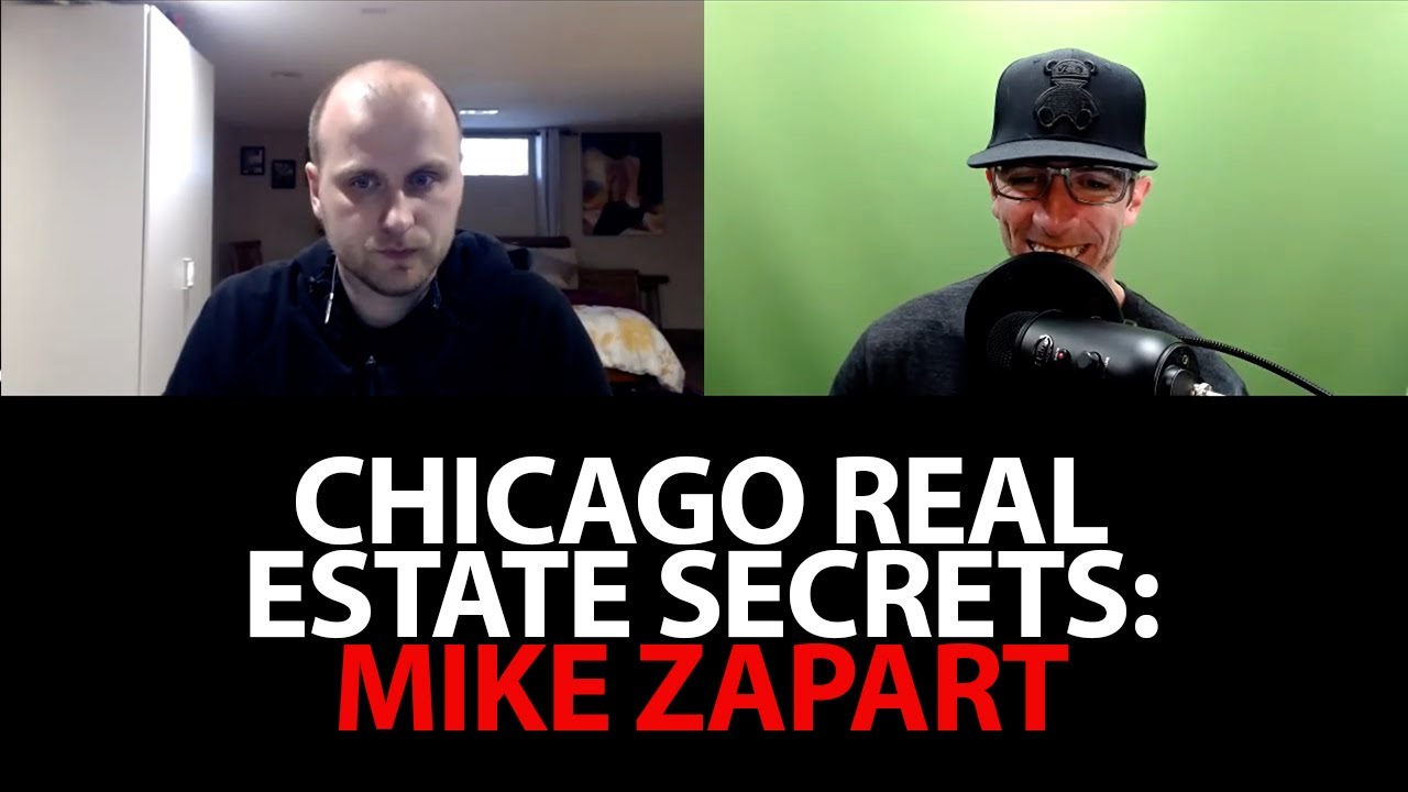 More Chicago Real Estate Secrets With Agent Mike Zapart