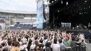 Boys Like Girls @SUMMER SONIC in Japan 2009/08/07