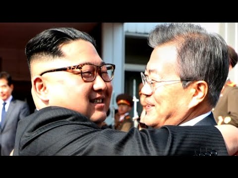 , title : 'North Korea and South Korea hold surprise meeting'