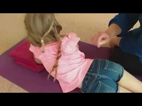 Knap Kind   Happy Kids Massage   Tastzintuig