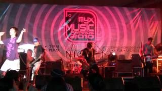 CHICOSCI - Diamond Shotgun (Lock and Load) Live at Eastwood Libis 02-01-2010 by MYX [HD]