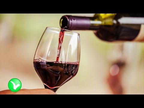 Что будет если регулярно пить вино? Польза и вред красного вина.