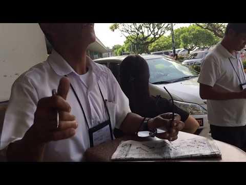 マニラ空港ターミナル2 クーポンタクシー乗り場 1F