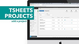 QuickBooks Time Projects - Add a Project