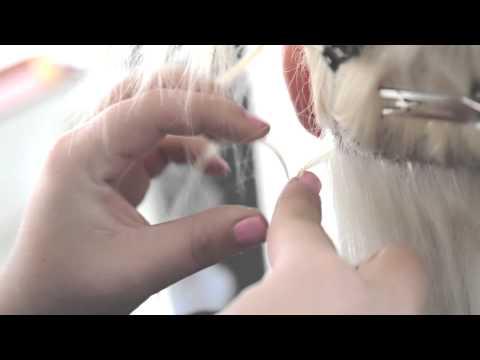 Witaminy i natrzeć włosy