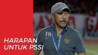 Pesan Pelatih Timnas U-19 Indonesia untuk Ketua Umum PSSI Baru