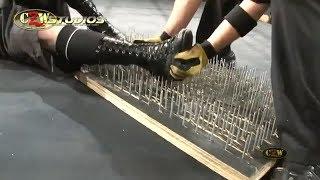 Matt Tremont vs. Danny Havoc | CZWstudios.com | Cage of Death 13