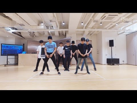 EXO 엑소 '전야 (前夜) (The Eve)' Dance Practice Mp3