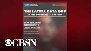 Study finds juvenile justice system undercounts Latinos