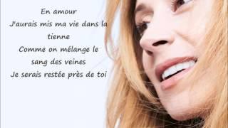 Lara Fabian - Ma vie dans la tienne Paroles