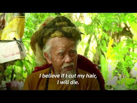 Vietnamese man grows 16-foot long dreadlock