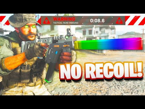 the NEW VECTOR has NO RECOIL.. TIER 85 REWARD! (BEST FENNEC CLASS SETUP!) - Modern Warfare