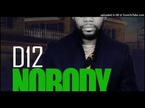 D12 - Nobody [Prod. D12] (NEW MUSIC 2019)