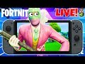 Pro Nintendo Switch Player KEVIN THE CUBE 2 0 Fortnite Battle Royale LIVE