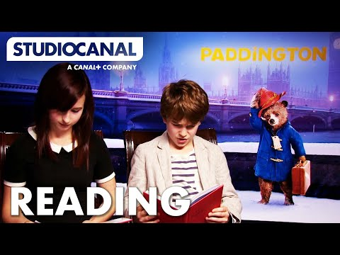 Paddington (Reading Featurettes - Madeleine and Sam)
