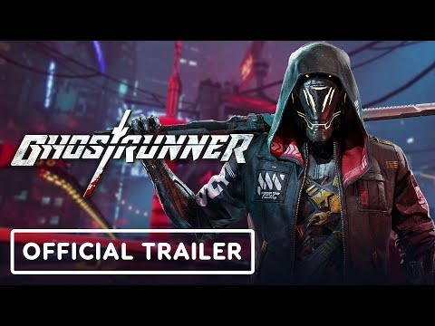 Trailer de Ghostrunner
