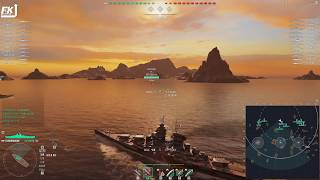 World of Warships - Torps or RAM?
