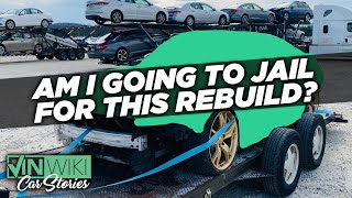 Here's everything NOT to do when rebuilding a sports car