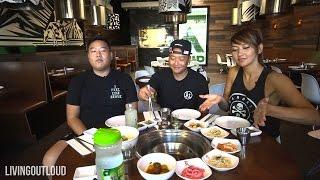 THE BEST KOREAN BARBECUE! FT. GEO ANTOINETTE