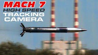 US Navy Railgun Projectile - How it was Filmed in Flight