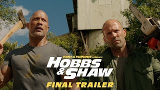 Trailer of Fast & Furious Presents: Hobbs & Shaw (2019)