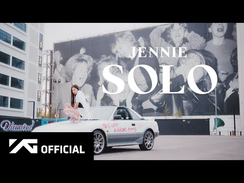 Jennie Solo Mv