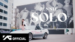 JENNIE   'SOLO' MV