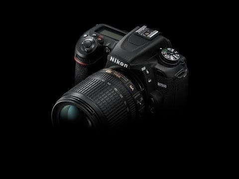 Introducing the new Nikon D7500 D-SLR