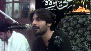 preview picture of video 'Tabish Raza 110812 at Res Syed Irfan Raza Islamabad.'