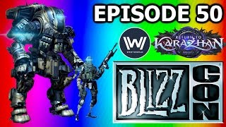 Hive Mind Podcast #50 - Titanfall 2 is Awesome, Westworld, WoW Legion Patch 7.1, BlizzCon 2016