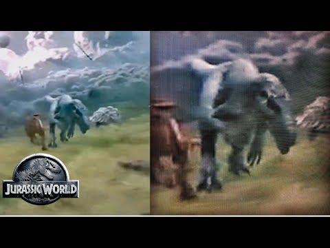 What's This 'Mystery' Dinosaur?   Jurassic World Fallen Kingdom Teaser #3 Breakdown