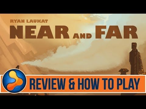 Near and Far Review & How to Play - GamerNode Tabletop