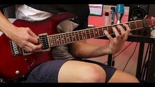 """Children of Bodom - """"This Road"""" GUITAR COVER (New Single 2019)"""
