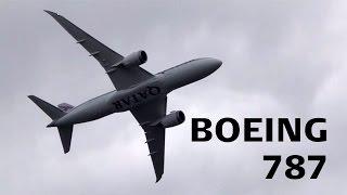 The Boeing 787 Dreamliner Video