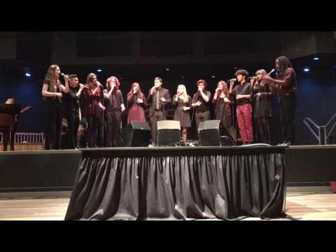 Ensemble singing full set