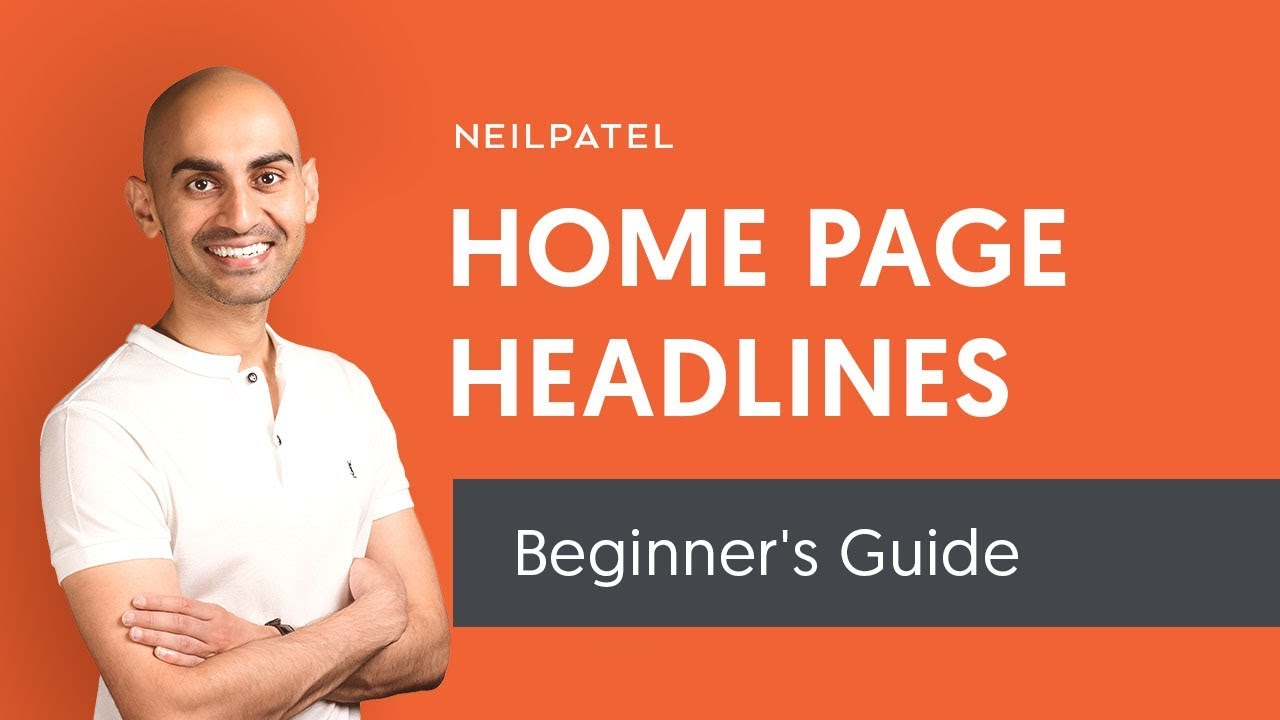How to Write Home Page Headlines That Convert