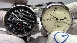 Junkers German Aviation Watches - Affordable and Made in Germany