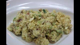 Classic Potato Salad Recipe – How to Make Potato Salad