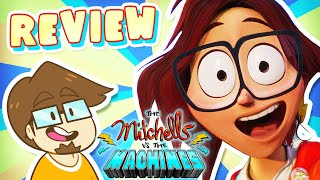 Quick Vid: The Mitchells vs. the Machines (Review)
