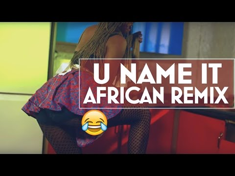 Pryse - U Name It (Afrobeat Remix) (feat. Koker)