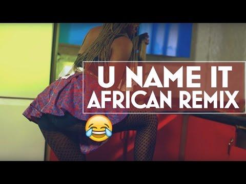 "download VIDEO: Pryse – ""U Name It"" ft. Koker (Afrobeat Remix)"