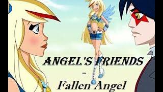 Angel's Friends - Fallen Angel CMV (Cartoon Music Video)