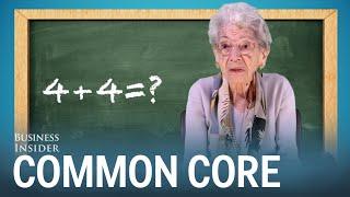 100-Year-Old Math Teacher Slams The Common Core Method