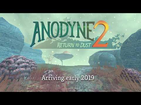 Anodyne 2: Return to Dust | Teaser Trailer | Summer 2018 thumbnail