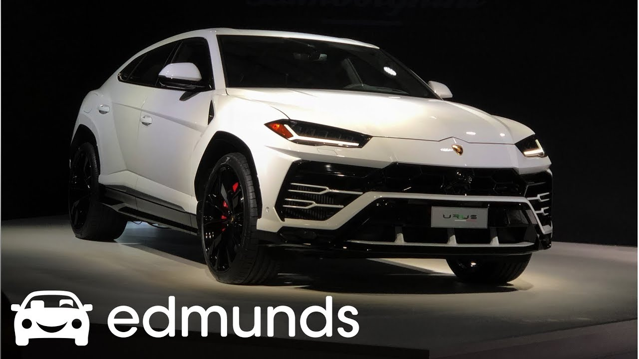 2019 Lamborghini Urus Pricing Features Ratings And Reviews Edmunds